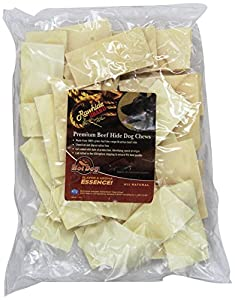 Rawhide Brand 2 by 4-Inch Hot Dog Essence Chips, 16-Ounce, Bag/Decal