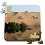 Angelique Cajams Landscapes - Boat on water Elephant Island Egypt - 10x10 Inch Puzzle (pzl_26814_2)