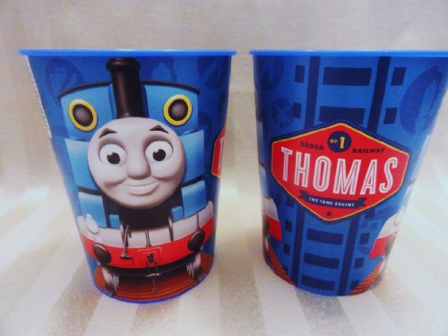 Thomas the Train Reuseable Cups 2-Pack