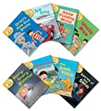 Oxford Reading Tree Read With Biff, Chip, and Kipper: Level 6: Pack of 8 Roderick Hunt