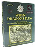 img - for When Dragons Flew: Illustrated History of the 1st Battalion the Border Regiment, 1939-45 book / textbook / text book