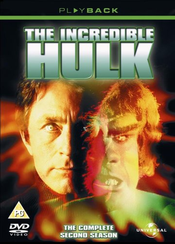 Incredible Hulk - Series 2 - Complete [dvd] Picture
