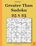 Greater Than Sudoku 25 x 25