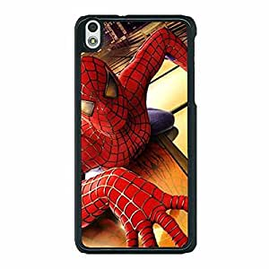 Jugaaduu Superheroes Spiderman Back Cover Case For HTC Desire 816G