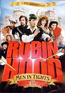 Robin Hood: Men In Tights (Bilingual)