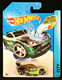POWER RAGE * COLOR SHIFTERS * 2014 Hot Wheels City Series 1:64 Scale Vehicle #7/48