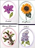 Quilled Creations Quilling Kit Elegant Floral Cards