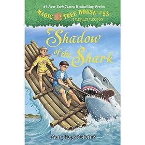 Magic Tree House 53: Shadow of the Shark Audiobook