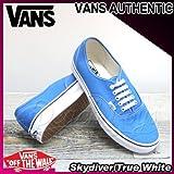 VANS(バンズ) オーセンティック AUTHENTIC Skydiver/True White/メンズ(men's) 靴 スニーカー(VN-0VOECG9)
