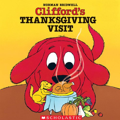 Clifford's Thanksgiving Visit