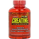 Get MET-Rx Pure Creatine Muscle Force and Endurance Capsules - Tub of 240 -image