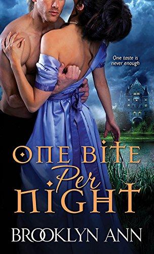 Brooklyn Ann - One Bite Per Night (Scandals with Bite)