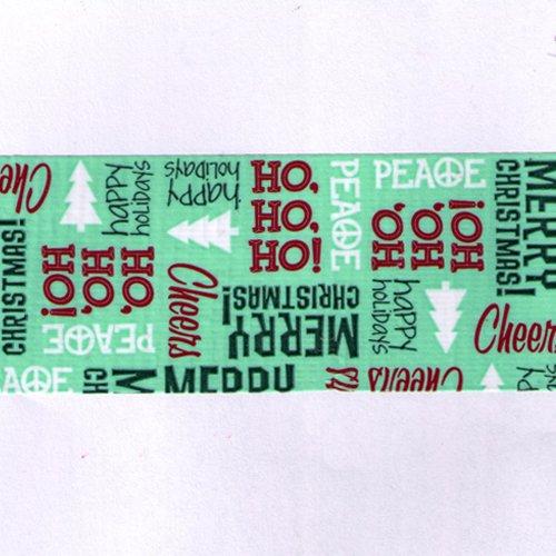 Holiday Speak 3M Scotch Duct Tape, 1.88 In. X 10 Yds. (910-Spk-C)