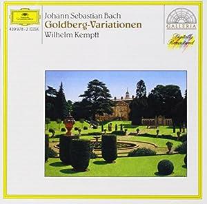 J.-S. Bach : Goldberg-Variationen