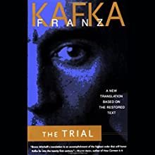 The Trial Audiobook by Franz Kafka Narrated by George Guidall