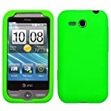 Cbus Wireless Green Silicone Case / Skin / Cover for HTC Freestyle