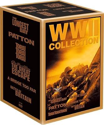 戦争映画名作コレクションBOX [DVD]