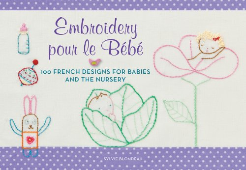 Embroidery For Baby front-1054096