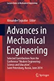 img - for Advances in Mechanical Engineering: Selected Contributions from the Conference