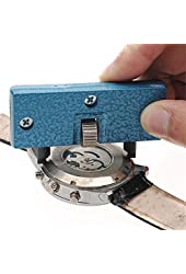 Abbest(TM) Watch Adjustable Opener Back Case Press Closer Remover Repair Watchmaker Tool(Color Random)