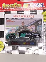 Racing Champions NASCAR 1995 Edition Die Cast Car #90 1:64 WITH CARD Mike Wallace