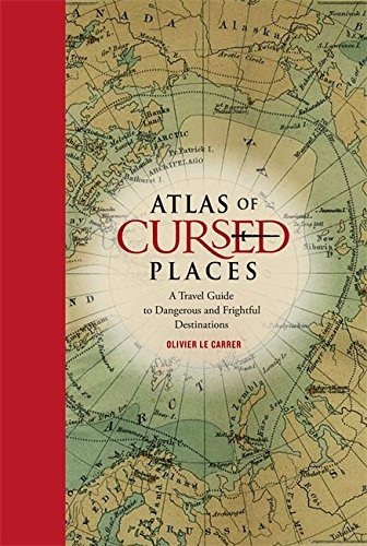 Atlas of Cursed Places Book Cover