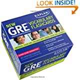 Kaplan New GRE Vocabulary Flashcards by Kaplan