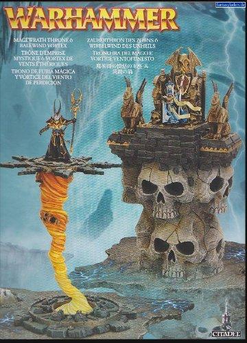 Warhammer Fantasy: Magewrath Throne / Balewind Vortex (2011)