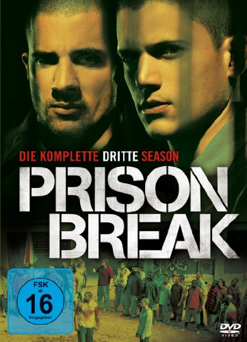 Prison Break - Die komplette Season 3 [4 DVDs]