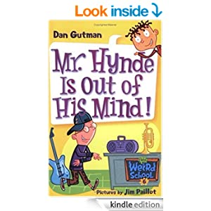 Amazon.com: My Weird School #6: Mr. Hynde Is Out of His Mind! eBook