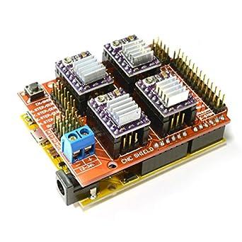 Drv8825 arduino