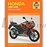 Haynes Manual for Honda CBR 125 R4 2004