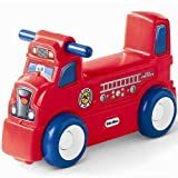 Little Tikes Sit n Roll Fire Truck
