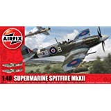 Airfix A05117 Supermarine Spitfire MkXII 1:48 Scale Military Aircraft Series 5 Model Kit by Airfix