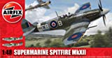 Airfix A05117 Supermarine Spitfire MkXII 1:48 Scale Military Aircraft Series 5 Model Kit