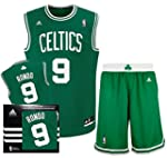 Ensemble de basketball Boston Celtic...