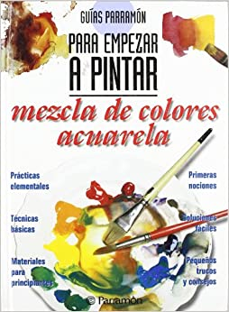 Acuarela car interior design - Mezcla de colores para pintar ...