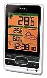 Oregon Scientific BAR206 Funk-Wetterstation mit Frostalarm in silber