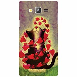 Samsung Galaxy On7 Printed Mobile Back Cover
