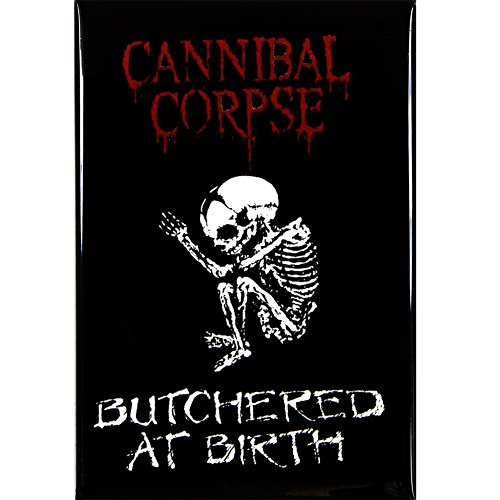 Cannibal Corpse - Butchered Magnet (Butchered compare prices)