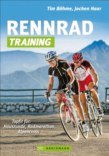 Rennrad-Training: Trainingskonzepte und Workouts