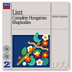 Liszt: Hungarian Rhapsody No.6 in D flat, S.244