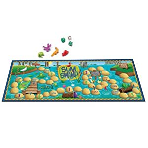 Sum Swamp(TM) Additions & Subtraction Game