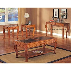 Cheap Coffee Table Sets Carved Oak 3 Piece Glass Top Coffee Table Set