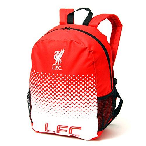 Calcio Ufficiale Team Borsa Cerniera Regolabile Zaino (varie squadre tra cui scegliere.), Liverpool FC