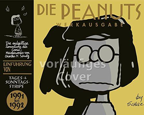 Peanuts Werkausgabe, Band 21: 1991-1992