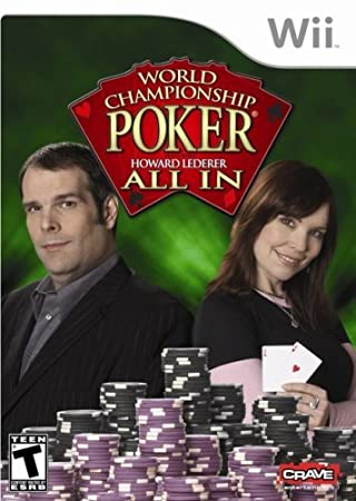 World Championship Poker: All In - Nintendo Wii by Crave Entertainment