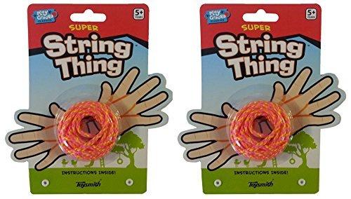 Super String Thing Cat's Cradle 72 Inch Loop - Pack of 2