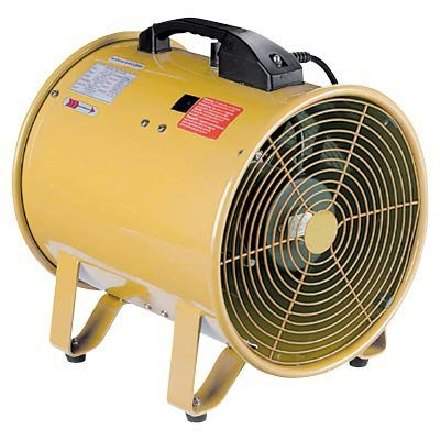 Q Standard Utility Blower - 12in., 4/7 HP, 2905