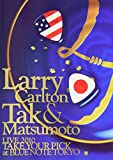 Carlton, Larry - Live 2010 Take Your Pick At Blue Note Tokyo
